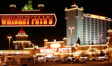Whiskey Pete's in Primm