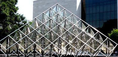 Air & Space Museum sculpture
