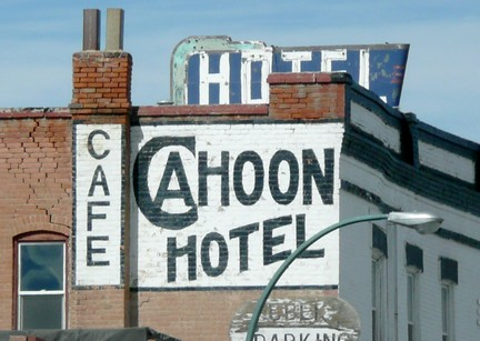 The Cahoon Hotel