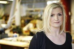 Eva Ósk Arnardóttir is handcuffed and chained at JFK for a minor visa infraction
