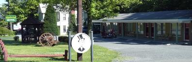 The Koolwink Motel on U.S. 50