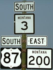 Signs - the roadside kind