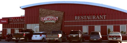 The all new Red Barn