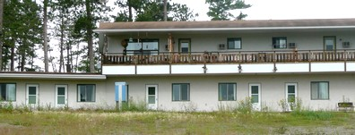 The Whispering Pines Motel