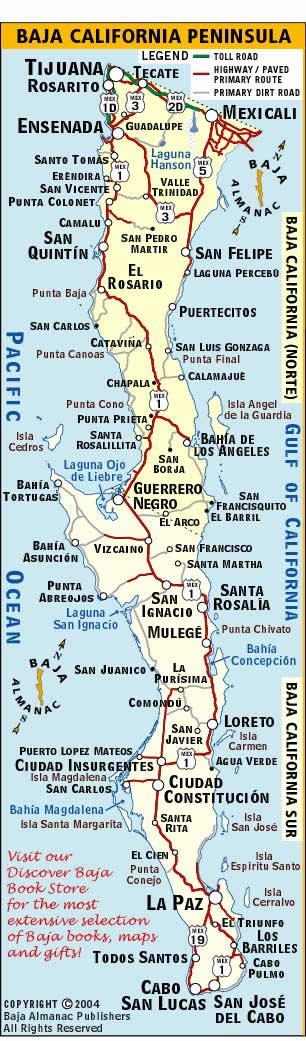 Baja, California