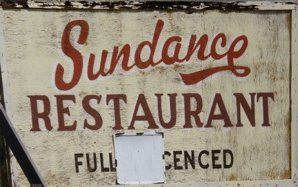 The Sundance Bar