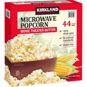 My popcorn of choice for the shit-show that began 18 months ago and is now non-stop.